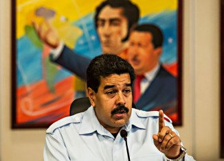 President Nicolas Maduro accuses the telenovelas of spreading anti-values to young people by glamorizing violence, guns and drugs