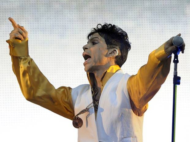 Prince has taken a $22 million legal action against 22 people for posting copies of live performances online