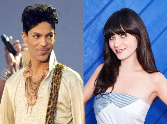 Prince will make a guest appearance on the comedy New Girl at Foxs post Super Bowl party photo
