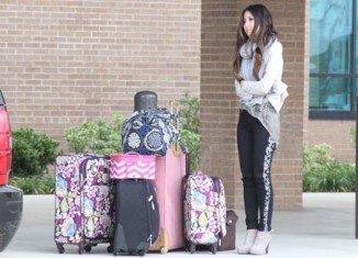 Rebecca Robertson studied fashion in LA and came back to Louisiana