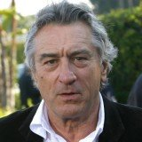 Robert De Niro said he's happy to play supporting roles as his time as a leading actor is over