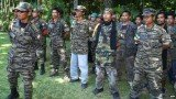 The Moro Islamic Liberation Front was created after a split with another rebel group in 1977