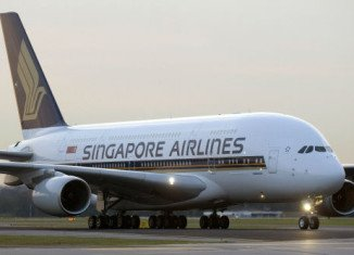 The Singapore Airlines plane was forced to make an emergency landing in Azerbaijan due to loss of cabin pressure