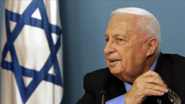 The public will pay their respects when Ariel Sharon's body lies in state on Sunday before a private burial on Monday