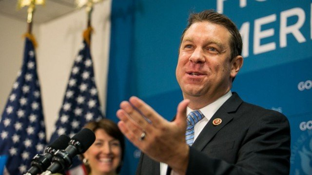 Trey Radel's future in Congress had been in question following his guilty plea to misdemeanor cocaine possession after being arrested in Washington, D.C. in November