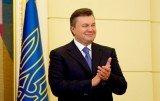 Viktor Yanukovych had a respiratory illness and a high fever