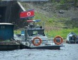 A North Korean patrol boat violated a sea border with the South several times late on Monday