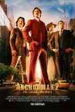 A longer cut of Anchorman 2: The Legend Continues is to be released in US and UK cinemas for a single week
