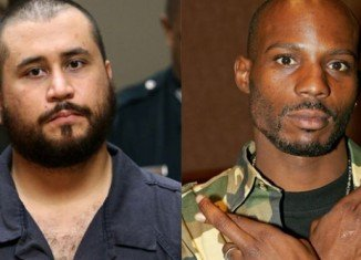 Celebrity boxing match between rapper DMX and George Zimmerman has been called off