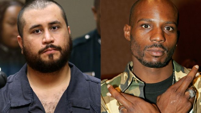 George Zimmerman -- Boxing Match Set -- HE WILL FIGHT DMX ...