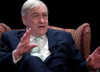 Conrad Black once controlled Hollinger International, which published the Daily Telegraph and the Chicago Sun-Times