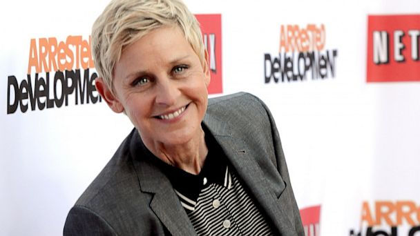 Ellen DeGeneres took some time out of her talk show to address rumors suggesting she and Portia de Rossi are split bound photo