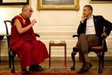 Exiled Tibetan spiritual leader the Dalai Lama will meet President Barack Obama at the White House on Friday