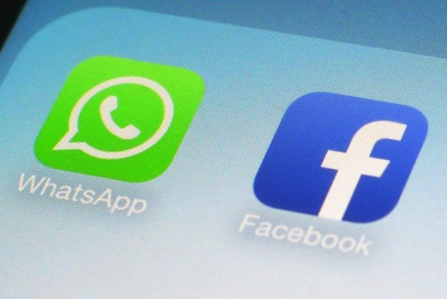 Facebook buys messaging app WhatsApp in a deal worth a total of $19 billion in cash and shares