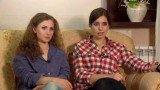 Former Pussy Riot members Maria Alyokhina and Nadezhda Tolokonnikova say they have been arrested in Sochi