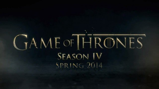 Game of Thrones Season Four