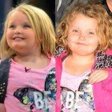 Honey Boo Boo debuted a glammed-up hair transformation on Good Morning America