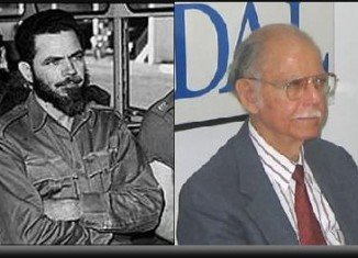Huber Matos was the only exiled dissident among the original leaders of the 1959 Cuban revolution