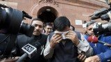 India's lower house of parliament erupted in mayhem after a legislator used pepper spray to disrupt proceedings