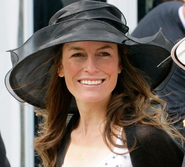 Jecca Craig attended the royal wedding back in 2011 with boyfriend Captain Philip Kaye