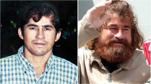 Jose Salvador Alvarenga says he spent more than a year adrift in the Pacific