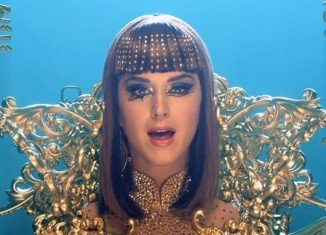 Katy Perry's Dark Horse video has been edited following claims from some Muslims it was blasphemous