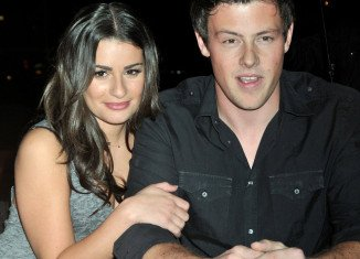 Lea Michele has debuted a new song she recorded in honor of her late boyfriend and Glee co-star Cory Monteith