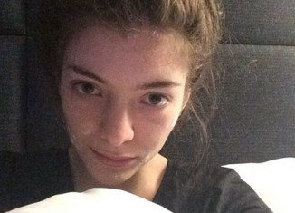 Lorde proved that she really is just a typical teenager by sharing her acne-fighting skin care routine on Instagram