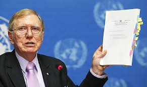 Michael Kirby, chairman of the independent Commission of Inquiry, said the UN report on North Korea calls for attention from the international community