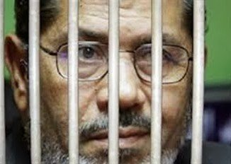 Mohamed Morsi has arrived in court in the capital, Cairo, for the resumption of one of the four trials against him