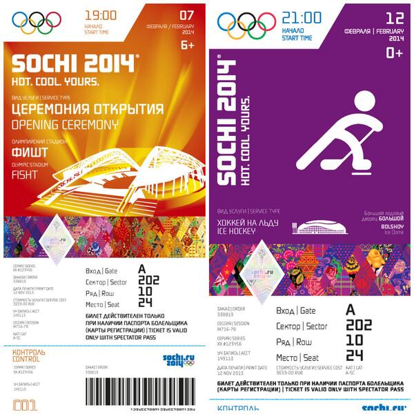 More than 80 percent of tickets to Sochi Olympic events have been sold