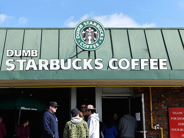 Nathan fielder revealed as dumb starbucks owner for Who are the owners of starbucks