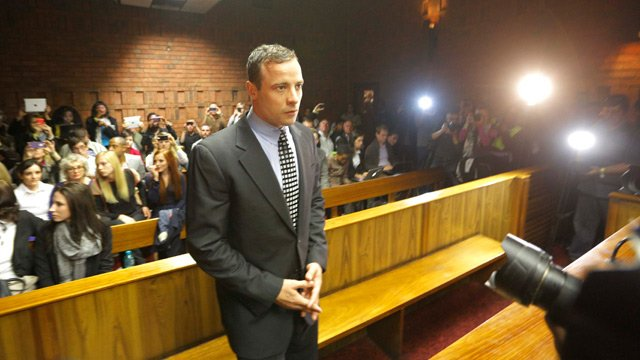 Oscar Pistorius shot dead girlfriend Reeva Steenkamp and his murder trial begins on March 3