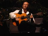 Paco de Lucia has died of a heart attack while playing with his children on a beach