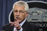 Pentagon chief Chuck Hagel has unveiled plans to shrink the US Army to what is expected to be its smallest size since before World War Two