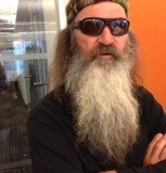Phil Robertson could be a formidable competitor against current Senator Mary Landrieu