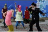 Pussy Riot members have been beaten with horsewhips by Cossacks who are helping patrol Sochi during the Winter Olympics