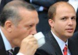 Recep Tayyip Erdogan has angrily condemned as fabricated an audio recording that appears to show him talking to his son about hiding large sums of money