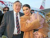 Richard Lugner apparently wanted to be alone with Kim Kardashian at Vienna Ball