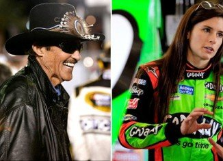 Richard Petty is an outspoken critic of Danica Patrick