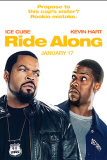 Ride Along has topped the North American box office for a third consecutive week