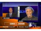 Samuel L. Jackson has admonished KTLA reporter Sam Rubin who mistook him for fellow movie star Laurence Fishburne