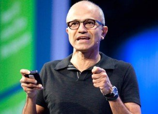 Satya Nadella will be Microsoft's next chief executive