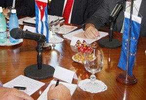 Since 1996, the EU has restricted its ties with Cuba to encourage multi-party democracy and progress on human rights