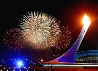 Sochi 2014 Winter Olympics closing ceremony will be held at the Fisht Olympic Stadium