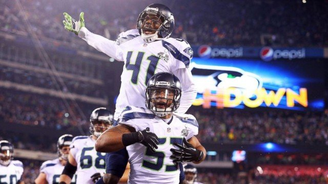 Super Bowl XLVIII has been dominated by the Seattle Seahawks which thrashed a badly misfiring Denver Broncos 43-8