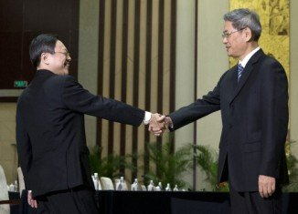 Taiwan and China have begun the highest-level talks since the end of the Chinese civil war in 1949