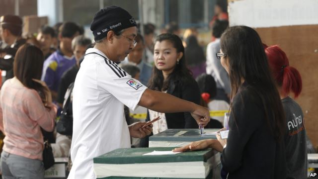 Thai constitutional court has rejected an opposition request to annul the February 2 election