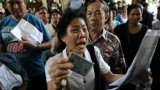 Thailand's general election has been disrupted by protests with voting being halted in parts of Bangkok and the south