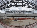 The Arena da Baixada in Curitiba was one of six World Cup venues to miss an initial December 31 deadline